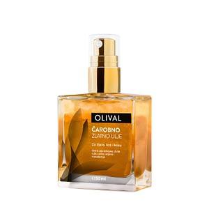 Olival Čarobno zlatno ulje 50 ml