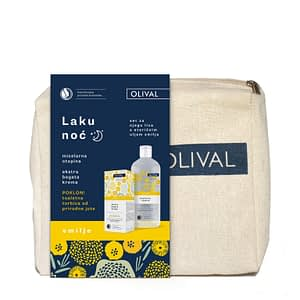 Olival Set Laku noć 500 ml; 50 ml