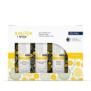 Olival Set Smilje i bilje 50 ml; 50 ml; 50 ml