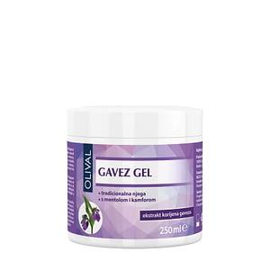Olival Gavez gel 250 ml