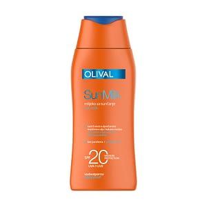 Olival Sun milk mlijeko za sunčanje spf 20 200 ml