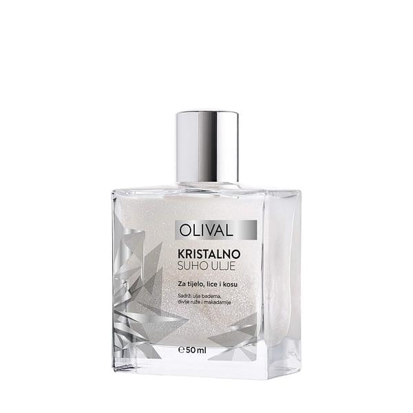 Olival Kristalno suho ulje 50 ml