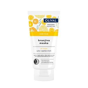 Olival Hranjiva maska smilje 75 ml