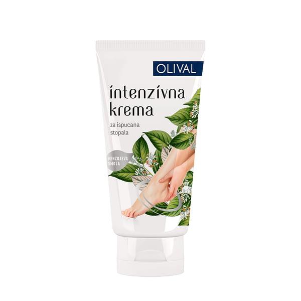 Olival Intenzivna krema za njegu stopala 75 ml